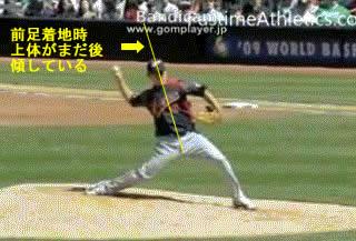 daisuke matsuzaka 2009wbc side view back leg drive_10.jpg